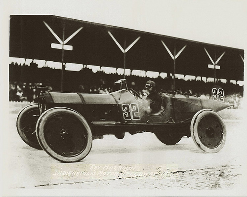 "THE INDY'S FIRST WINNER - THE MODEL 32 MARMON ""WASP"""